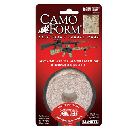 Camo Form - Marpat Desert Military, Tape, Concealment, 17.45, Gear Aid