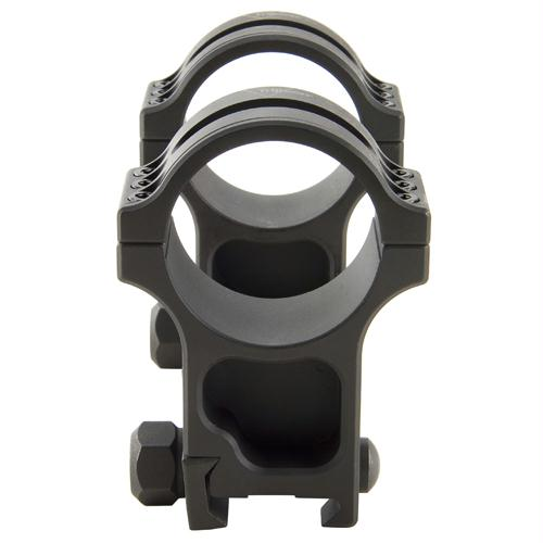 34mm Rings - Aluminum, Standard Height, Black, 34mm, Black, Rings & Accessories, Weaver/Picatinny, X-High, Optics, 206.50, Trijicon
