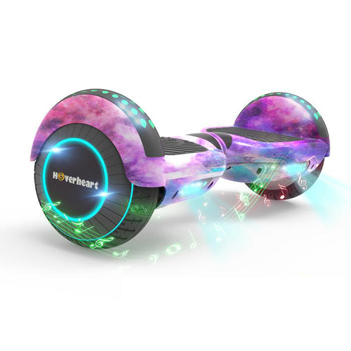 "New 6.5"" Print Coating Galaxy Hoverboard- UL 2272 Certified"