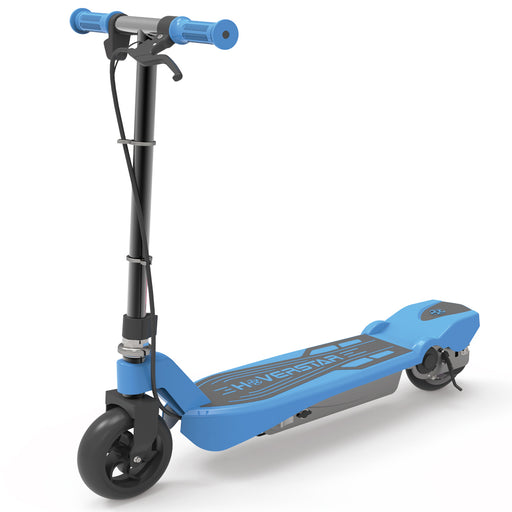 Electric Scooter for Kids-Blue