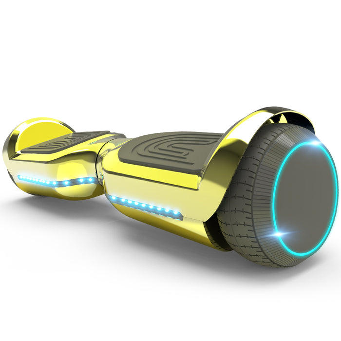 "Hoverheart H-Sport 6.5"" LED Flash Wheel Bluetooth Hoverboard 