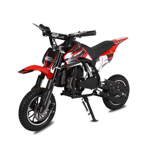High Performance 2 Stroke Gas Powered Kids Dirt Motocross Bike