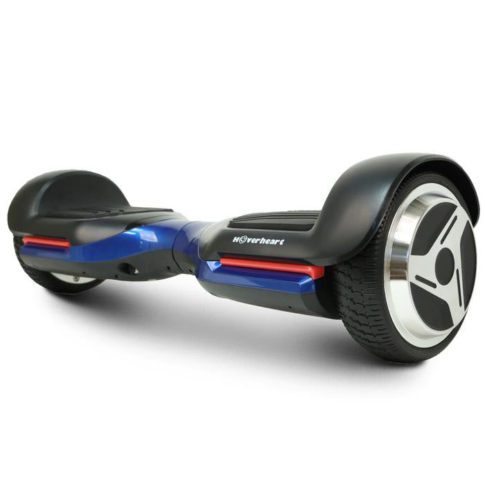 "6.5"" UL 2272 Listed Self Balancing Wheel Electric Scooter With Bluetooth / Blue"