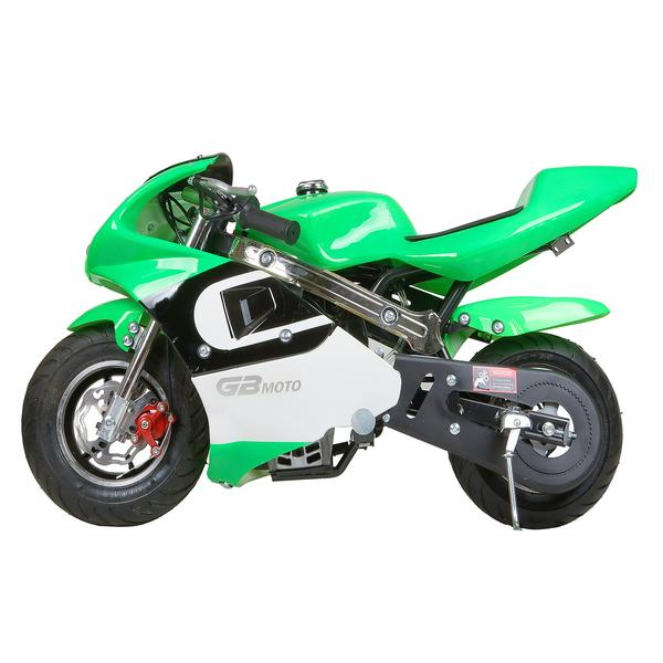 Electric Battery 500 Watt 36V Mini Pocket Bike Motorcycle