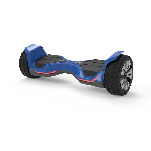 8'' Off Road Bluetooth Hoverboard with LED Lights All Terrain Hoverboard-UL2272 Certified