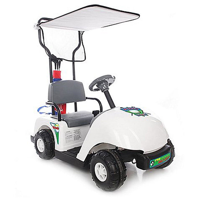 Kid Motorz Jr. Pro Golf Cart 6-Volt Ride-On Kids Toy