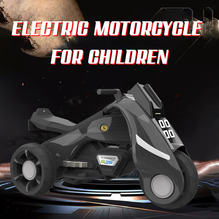 HoverHeart Battery Operated Electric Motorcycle Tricycle