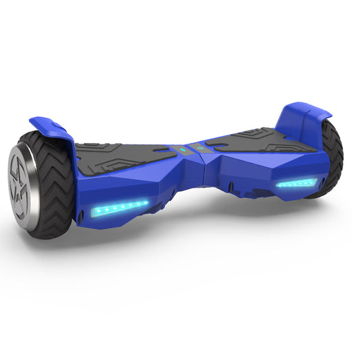 "Hoverboard 6.5"" UL 2272 Listed Wheel Electric Scooter  / Blue"