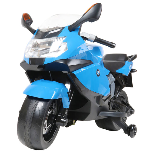 BMW Motorcycle Licensed Kids Ride On Toys Electric Scooter
