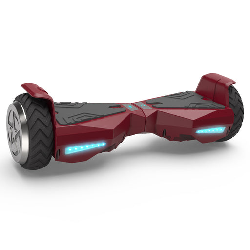 "Hoverboard 6.5"" UL 2272 Listed Self Balancing Wheel Electric Scooter  / Red"