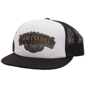 JC 16 JEFF WOOD TRUCKER HAT