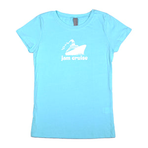 GIRLS YOUTH LOGO TEE