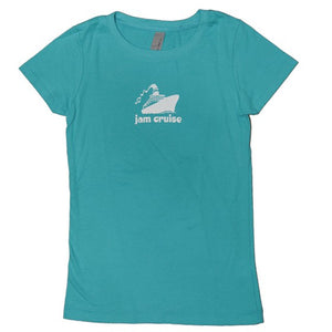 GIRLS LOGO YOUTH TEE