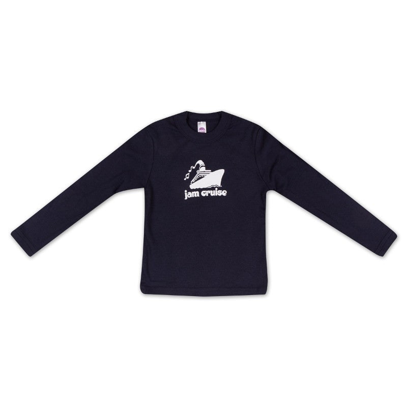 JAM CRUISE KIDS LOGO T-SHIRT (NAVY)