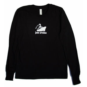 YOUTH LOGO LS (BLACK)