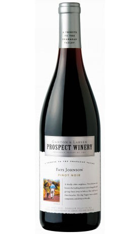 Prospect Fats Johnson Pinot Noir