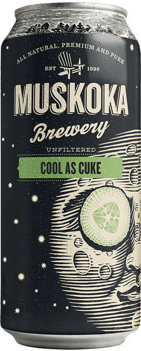 Cool as a Cuke, Muskoka Brewery