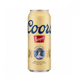 Coors Banquet Tall Can