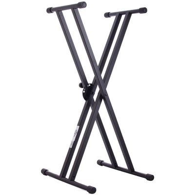 Double X Keyboard Stand