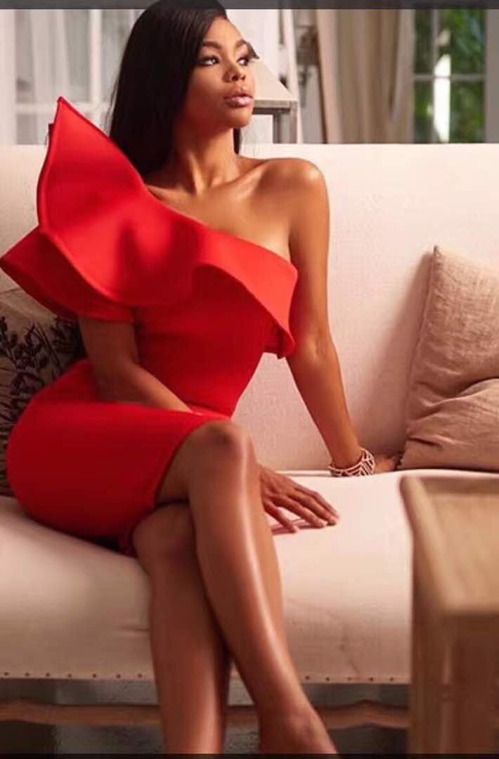 Red Amazing Dress