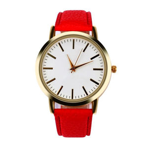 UNISEX Band Analog Quartzsiness Wrist Watch