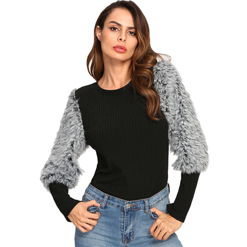 Autumn Winter T shirt Women