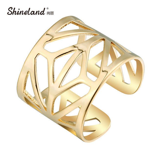 New Fashion Personalized Punk Adjustable Ring