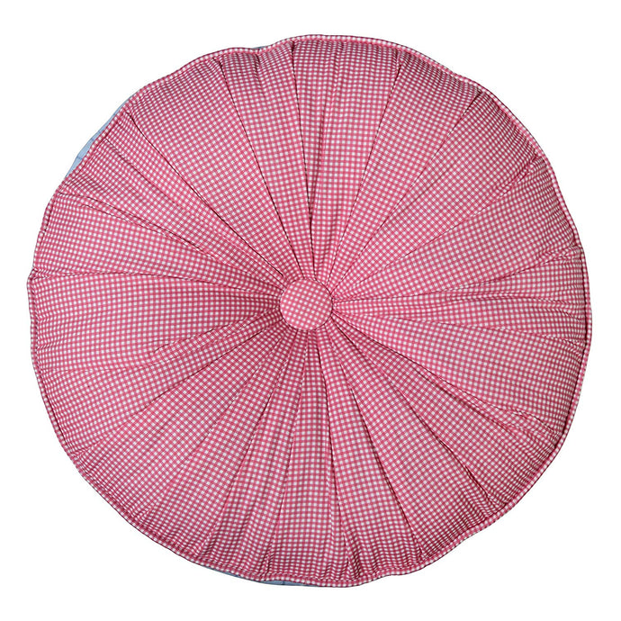 Donna Sharp Dec Pillow, Sunny Patch (round)