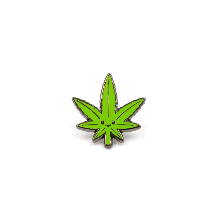 High There! Hard Enamel Pin