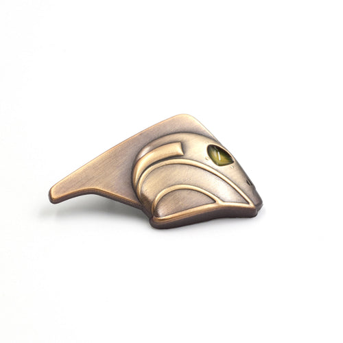 The Rocketeer Helmet Pin