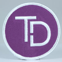 "Tangent Darts Patch (3"")"