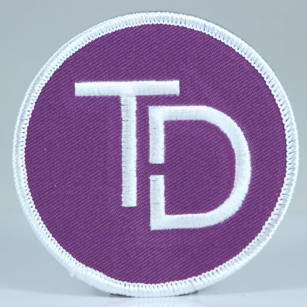 Tangent Darts Patch (3