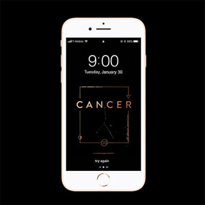 Cancer Zodiac Wallpaper For Your Phone