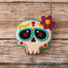 Floral Mexican Skull