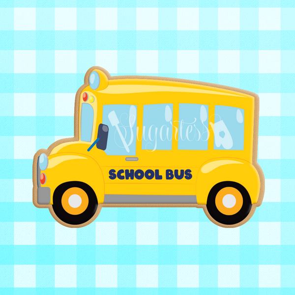 School Bus - Side View