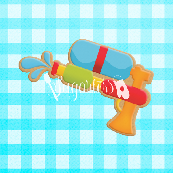 Pool Water Gun