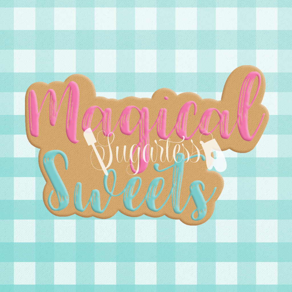 Magical Sweet Words