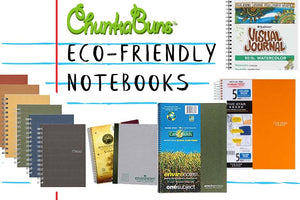 Eco-Friendly, MADE IN USA notebooks