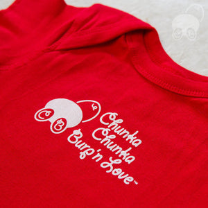 Chunka Chunka Burpin' Love Infant Tee