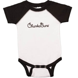 Baseball Tee Style Infant Bodysuit