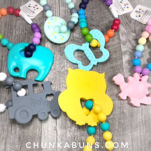 Baby Wearing Teething Accessory SMALL by Chompy Chic