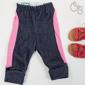 Electric Pink Lil Sweet Jeans (TM)