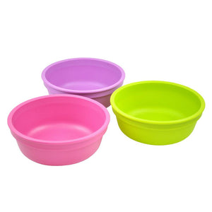 Re-Play Packaged Bowls, set of 3
