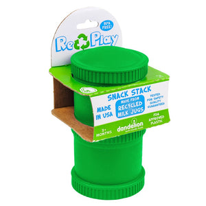 Re-Play Snack Stacks, Packaged Set of 2