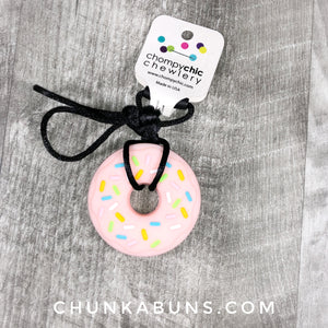 Teething Necklaces by Chompy Chic
