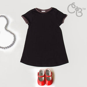 Organic Little Black Dress