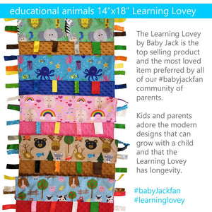 Learning Lovey with Tags