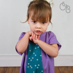 Organic Starry Night Dress