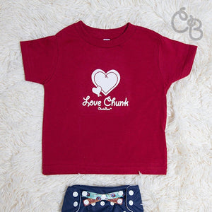 Love Chunk Toddler Tee