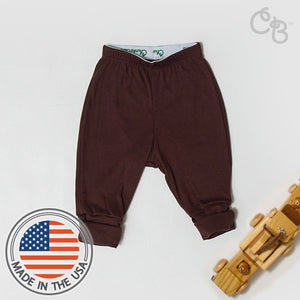 brown pants for babies